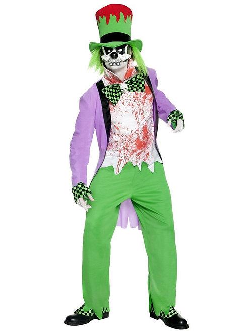Bad Hatter Costume. 32894 Smiffys