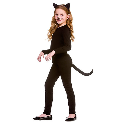 Black Cat Costume. EG-3641 Wicked
