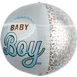 17in/43cm Baby Boy Sphere F 01027-01