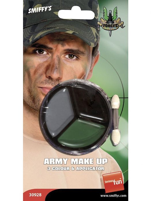 Army Make-Up. 30928 s