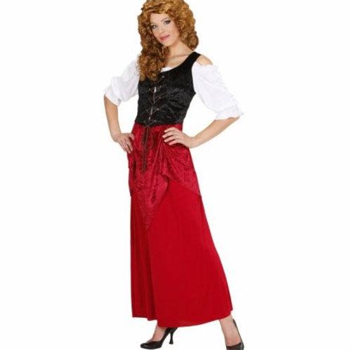 """""""TAVERN WENCH"""" kjole (89511)"""