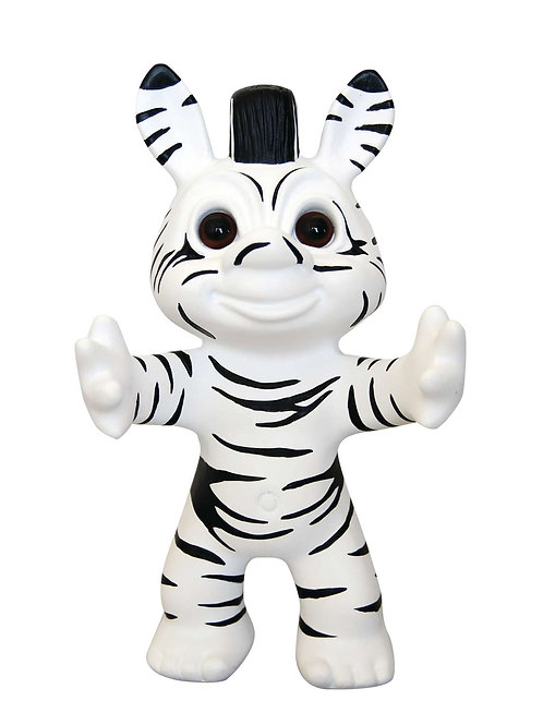 Zebra troll by Jimi Holstebro