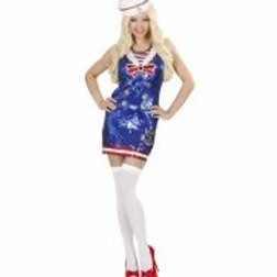 "SAILOR GIRL"" (corset, skirt, hat) 94781W"