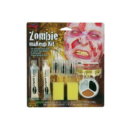 Zombie Makeup Kit - Peeling Skin FW-9422-Z W