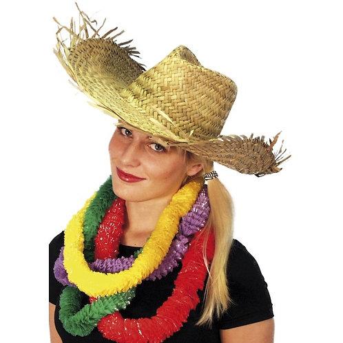 Beachcomber Hawaiian Straw Hat SKU: 97481