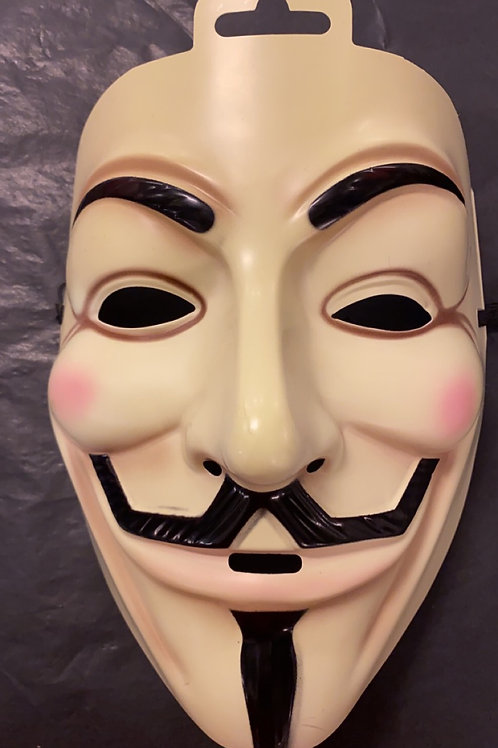 V for Vendetta Mask. 4418 Hisab Joker
