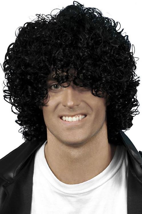 Afro Wet Look Wig 42032 S