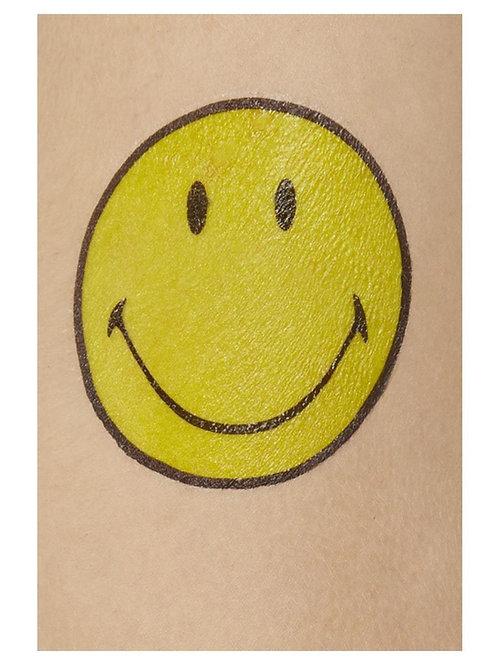 Smiley Transfer Tattoos. 52325 Smiffys