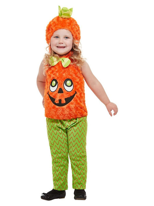 Toddler Pumpkin Costume. 61131 Smiffys
