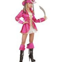 """PIRATE CAPTAIN"""" (dress, coat, boot cuffs,... 90281 W"""