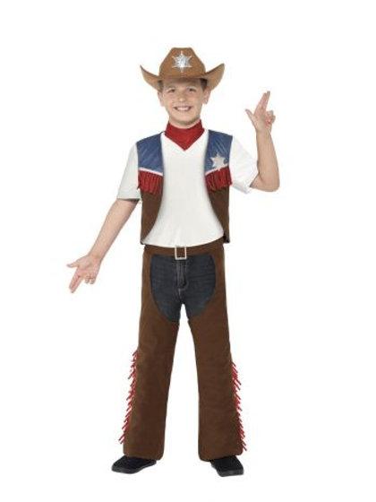 Texan Cowboy Costume 24666 S