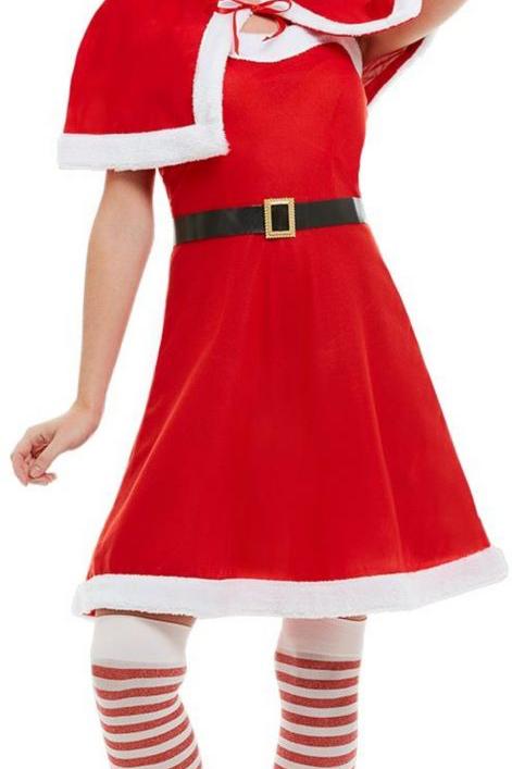 Miss Santa Costume 44834 S