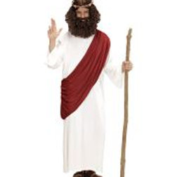 """MESSIAH"""" (gown, toga, crown of thorns) 44211"""