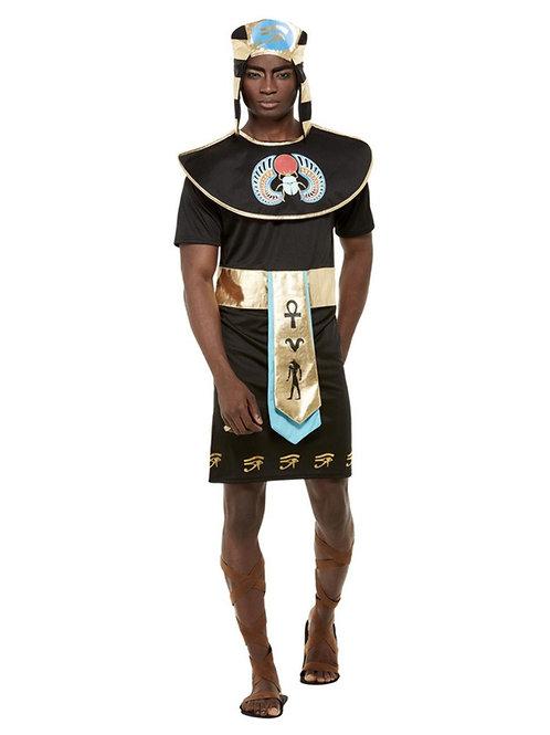 Egyptian King Costume, Black. 55029