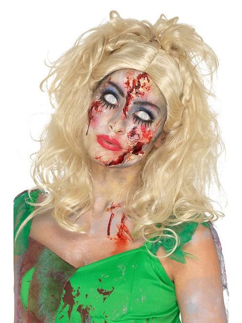 Zombie Fairy Wig. 47017 Smiffys