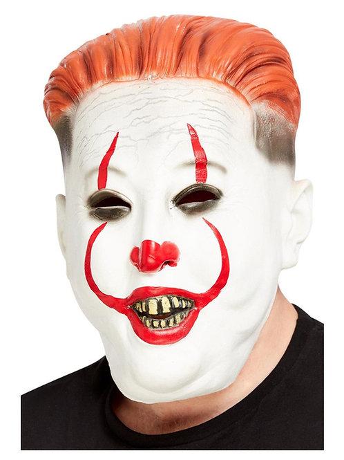 Clown Dictator Overhead Mask. 56378 Smiffys