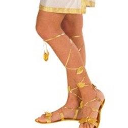 'Golden Sandals'. 1830G W
