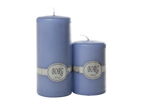 Kubbelys 7X10Cm 10 Lavendel