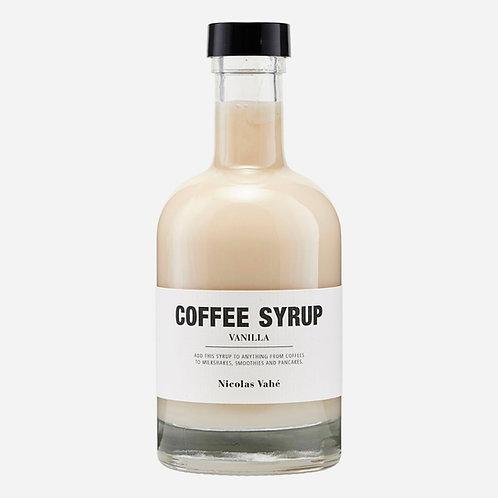 Kaffesirup - Vanilje