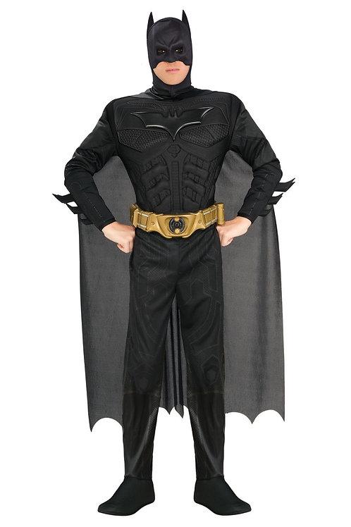 BATMAN DARK KNIGHT RISES DELUXE – MENS. 880671 RUBIES