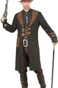 """STEAMPUNK"" (coat with shirt, hat) 96733 W"