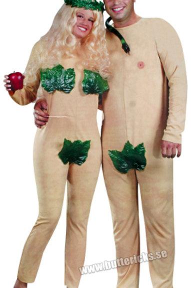 Adam og Eva drakt (par)