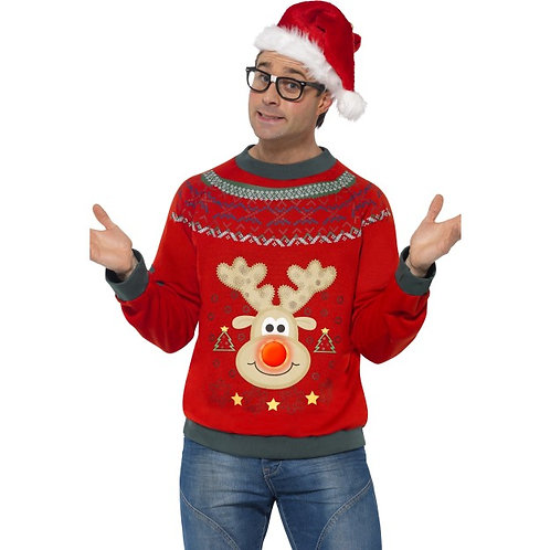 Christmas Jumper Costume SKU: 23058