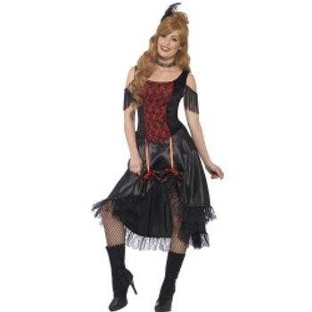 Saloon Girl Costume SKU: 45507