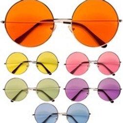 70s Glasses. 6 ass colors. 6862S W