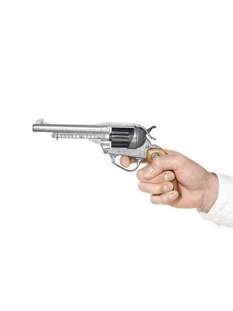 Deluxe Nevada Style Pistol. 24584 Smiffys