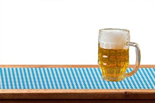 OKTOBERFEST TABLE RUNNER 600x65cm. 95857 JOKER