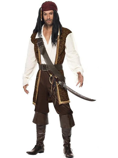 High Seas Pirate Costume SKU 26224