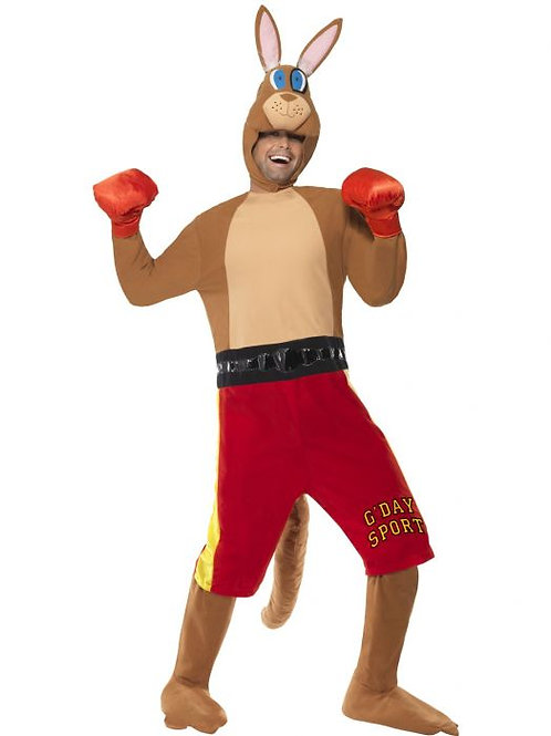 Kangaroo Boxer Costume SKU 35320