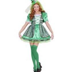 """IRISH GIRL"""" (dress, jacket, mini hat) 01693 W"""