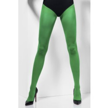 Opaque Tights, Green 27139 S
