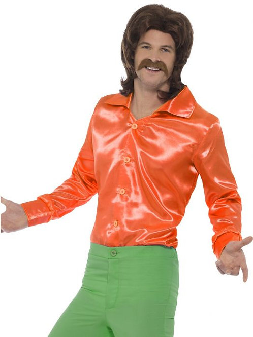 60s Shirt, Orange SKU 44909