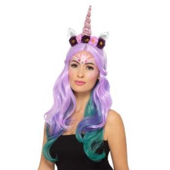 Unicorn Cosmetic Kit, Aqua 48923 s