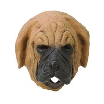 Hund, Lateks maske