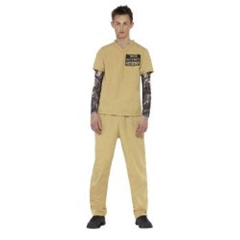 Convict Costume 44452 S