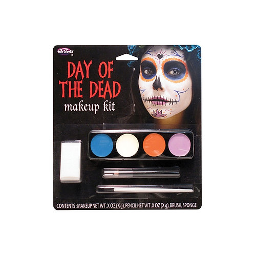 Day of the Dead Makeup Kit - Ghost Girl FW-5618FG W
