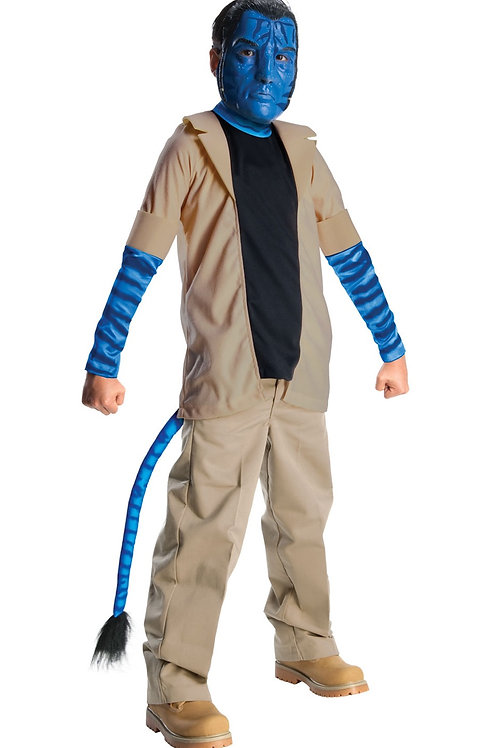 JAKE SULLY COSTUME – CHILDRENS. 884292 RUBIES