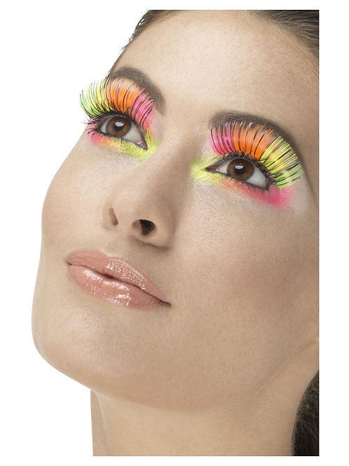 80s Party Eyelashes, Neon. 48095 S