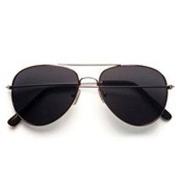 Aviator Pilot Glasses. 6861C W