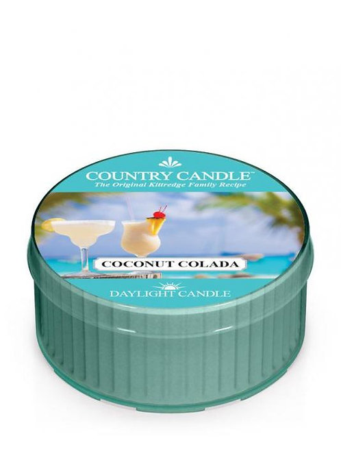 Country Candle - Coconut Colada - Daylight