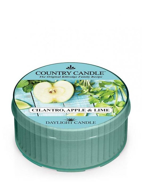 Country Candle - Cilantro, Apple & Lime - Daylight