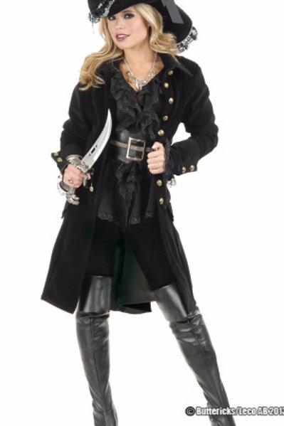 Pirat, dame