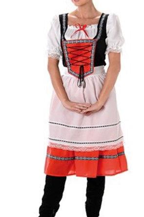 BAVARIAN GIRL XS. 96084-2  JOKER