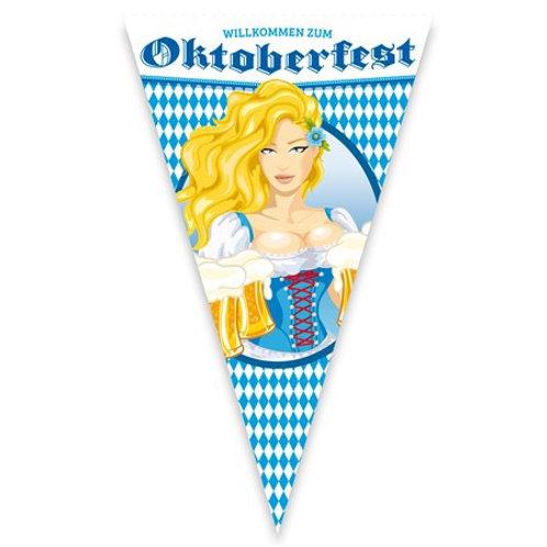 MEGA FLAG OKTOBERFEST 90*150 CM. 96001 JOKER