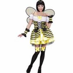 """BEE"" (dress, cuffs, wings, antennas) 05441 W"
