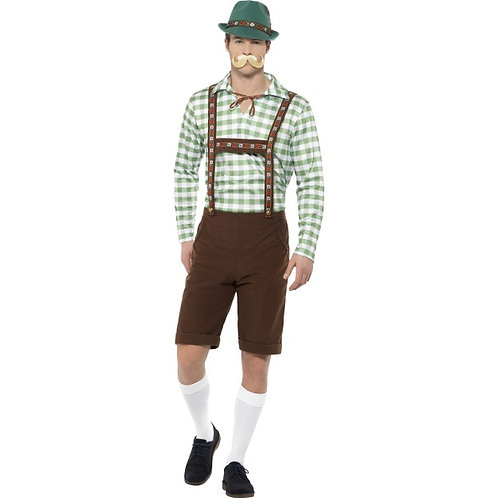 Alpine Bavarian Costume SKU: 49657